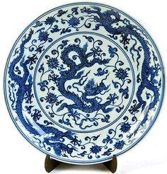Ming dynasty dish