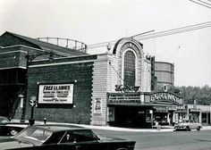 Fortway movie theater on Fort Hamilton Parkway