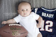 """Lil Pats fan, """"Brady Thomas"""" #Patriots"""