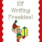 Do you have a little elf visiting your classroom this holiday season? If so, these elf writing freebies would be a great supplement to help you mee...