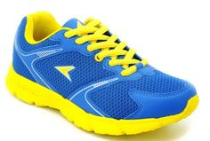 Royal Blue Power Athletics Shoes for Boys