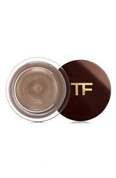 Tom Ford creme color for eyes in Platinum