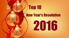 Top Ten Realtor Resolutions