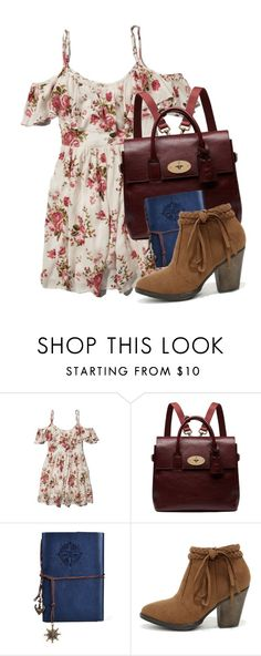 """""""#532"""" by uncispuncis ❤ liked on Polyvore featuring Abercrombie & Fitch, Mulberry, Dollhouse, women's clothing, women, female, woman, misses and juniors"""