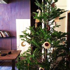 クリスマスツリー、クッキーのオーナメント