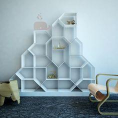 Bouw je eigen boekenkast