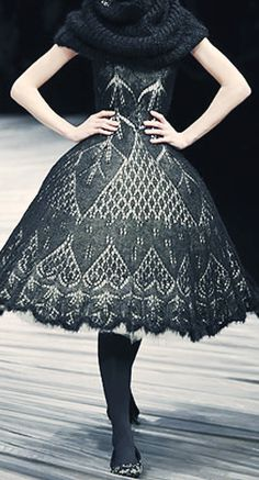 "artschoolglasses: "" Favourite Fashion: Alexander McQueen, Fall 2008 RTW """