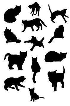 KLDezign SVG: Cats ... free