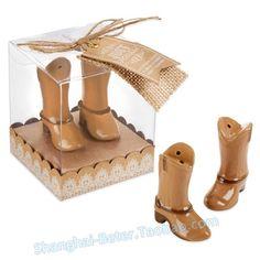 http://detail.1688.com/offer/520964954409.html #婚礼小物  #牛仔靴子  调味瓶 餐桌布置,满月 #创意回礼  TC027婚礼小礼物