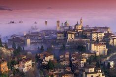 Bergamo - Macugnaga, Italy