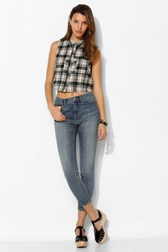 BDG Twig Grazer High-Rise Jean - Jackson #urbanoutfitters