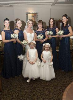Karla and Grant sparkle at their Crathorne Hall wedding
