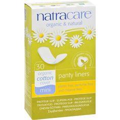 Natracare Natural... Available here: http://endlesssupplies.store/products/natracare-natural-mini-panty-liners-30-pack?utm_campaign=social_autopilot&utm_source=pin&utm_medium=pin