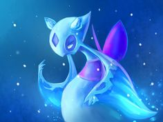 Random shiny 10. by ~Green042 on deviantART