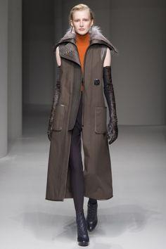 Salvatore Ferragamo коллекция | Коллекции осень-зима 2017/2018 | Милан | VOGUE