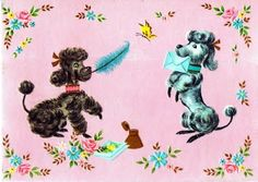 Wallpaper-how cute would this be in a little girls' bathroom or her bedroom?