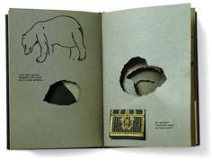 'Nella Notte BuiaImage' (Turin: Angelo Candiano, 1956) by Italian artist Bruno Munari.
