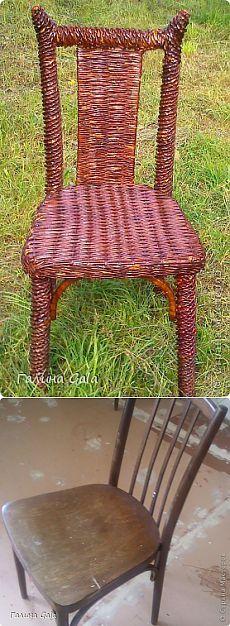 Мой новый старый стул | Страна Мастеров