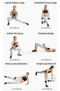 Thigh and butt workout Fitness Workouts, Toning Workouts, Yoga Fitness, Glute Exercises, Health Fitness, Pilates, Leg Butt Workout, Yoga Sculpt, Body Building Tips