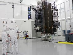 All sizes | GOES-R at Astrotech | Flickr - Photo Sharing!