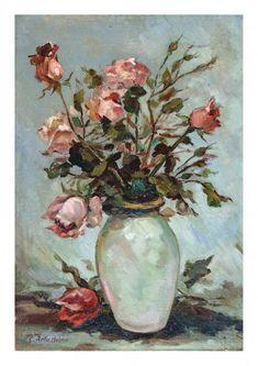 Pink Rose - Constantin Artachino