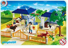 We love playmobil!