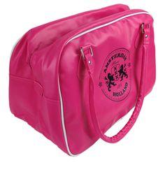 Pink Amsterdam - Holland sports bag