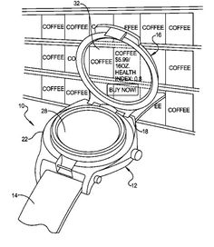 New patent hints at Google Glass wristwatch