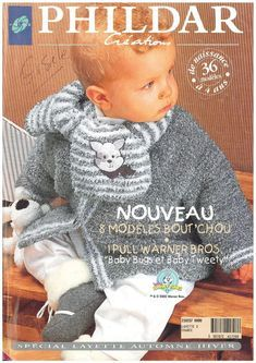catalogue phildar layette 84