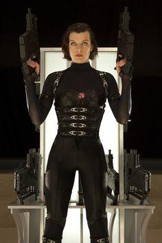 Milla Jovovich - Resident Evil: Retribution