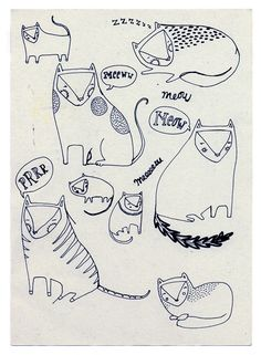 love these sketches by Amy Blackwell http://www.amyblackwell.co.uk