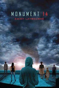 La Guardia de Los Libros : Monument 14, Saga Monument 14 1, Emmy Laybourne