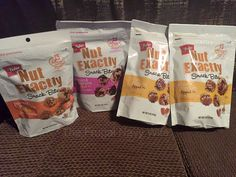 Fisher Nut Exactly™ Snack Bites Sampling #FisherNutExactly http://www.TheFrugalNavyWife.com/?p=124068