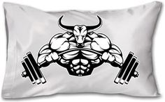 Boğa Gücü Kendin Tasarla - Yastık 45 x 27 x 10 cm