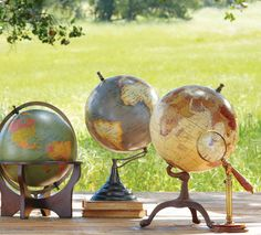 Globe Trotter: World Travel Decor | World Market