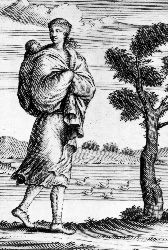 1600s baby carry - Google Search