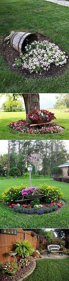10 ideas originales jardines párr - Decoracion - EstiloyDeco