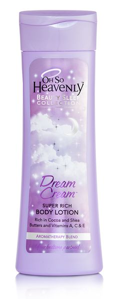 Body Lotions Archives - Oh So Heavenly Dream Cream, Body Lotions, Bedtime, Heavenly, Aromatherapy, Bath And Body, Amazing