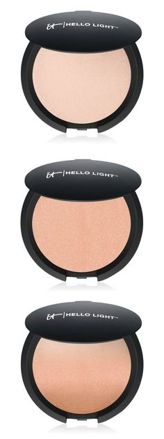 It Cosmetics Hello Light Anti-Aging Powder Luminizer for Spring 2017