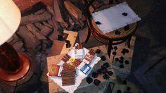 Piccolo buffet di sigari