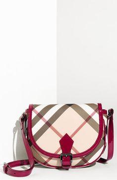Burberry  Nova Check  Mini Bag available at  Nordstrom Candy Shop 0d93bb019d265