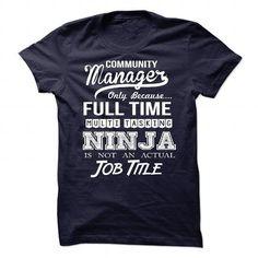 AWESOME TEE FOR COMMUNITY MANAGER T-SHIRTS, HOODIES (21.99$ ==► Shopping Now) #awesome #tee #for #community #manager #shirts #tshirt #hoodie #sweatshirt #fashion #style