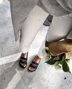 See Want Shop Blog | Givenchy Slides |