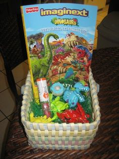 Ideas to fill the Easter basket and eggs with non-candy alternatives