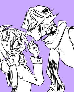 Yuya and Reiji