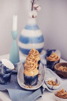 butiksofie: Herbstoutfit und nussige white Chocolate Cupcakes