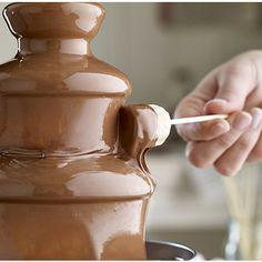 Gourmet Gadgetry Schokoladenbrunnen, 39,99€