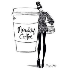 Current mood... More coffee please! #jouergirl by jouercosmetics