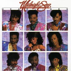 "Midnight Star  ""I'll be your freakazoid come on and wind me up"""