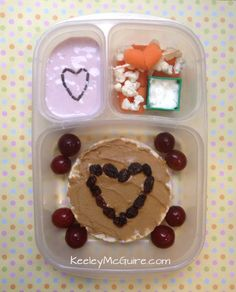 Lunch Made Easy: We Love...  Simple Fun Ideas For Kids School Lunchbox @EasyLunchBoxes